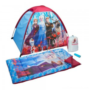 Disney Frozen 2 Anna 4pc Camp Kit Free Shipping