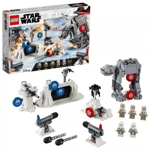 LEGO Star Wars Action Battle Echo Base Defense 75241 Free Shipping