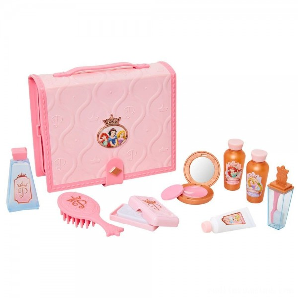 Disney Princess Style Collection - Travel Accessories Kit Free Shipping